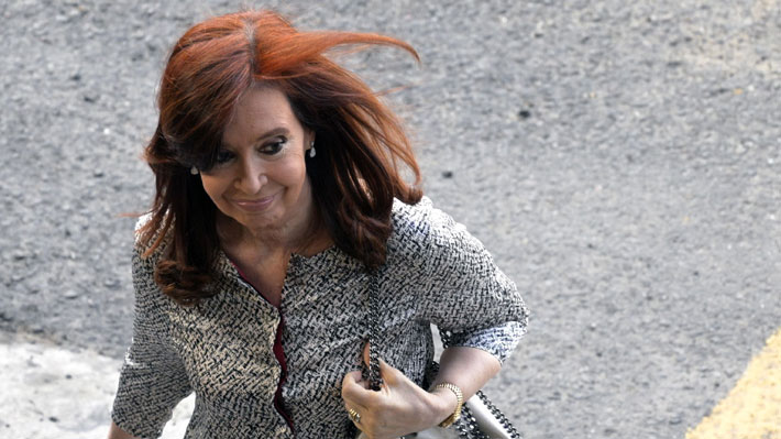 """Cristina Fernández declara por """"cuadernos de las coimas"""": Niega denuncias y acusa a juez de extorsionar testigos"""