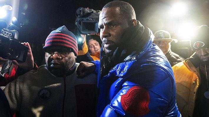 Cantante R. Kelly se declara no culpable de abusos sexuales ante un tribunal de Chicago