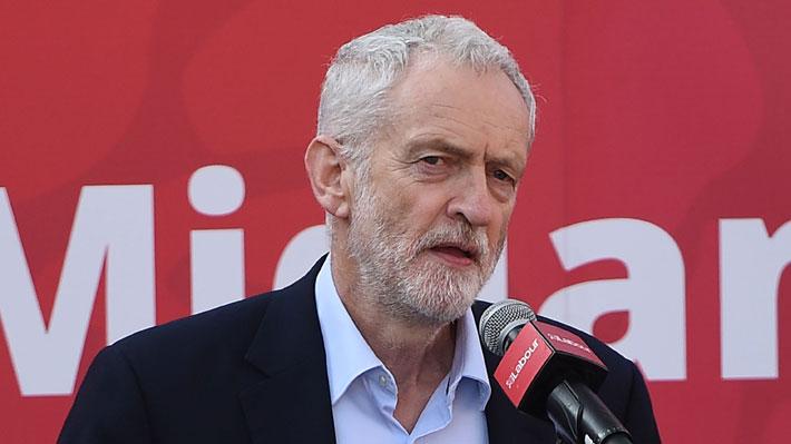 Partido Laborista apoyará una enmienda a favor de un segundo referéndum sobre el Brexit