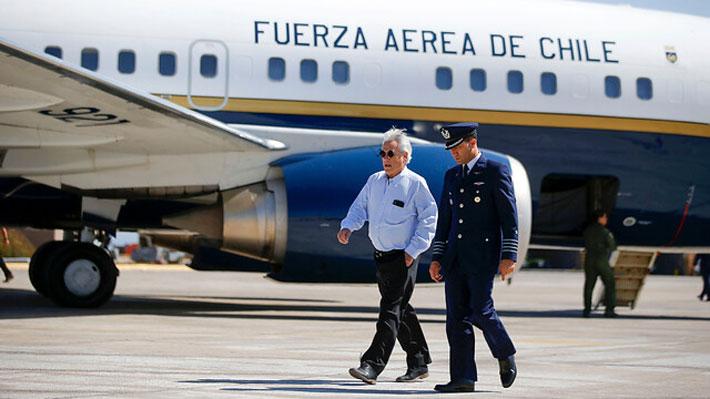 Piñera sale a retomar agenda nacional: Conmemorará 27F e inicia gira por tres regiones