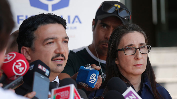 Fiscalía detalla pasos de prófugos en caso Luchsinger: Se alojaron en distintos domicilios de la zona sur de Santiago