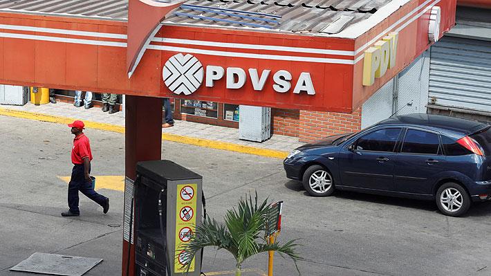 Venezuela se queda sin espacio para almacenar petróleo ante escasos compradores