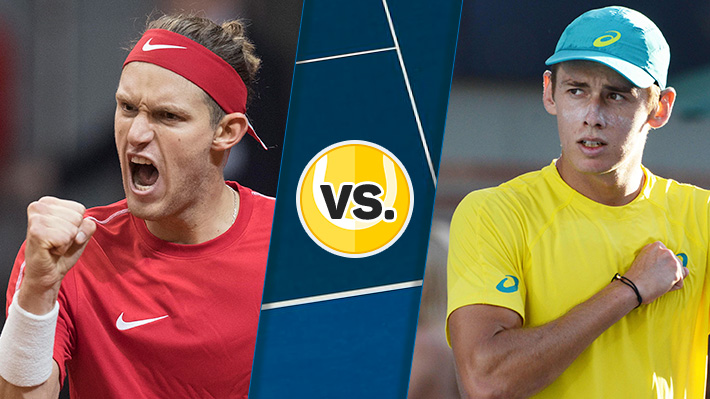 Repase la derrota que sufrió Nicolás Jarry en el ATP de Acapulco