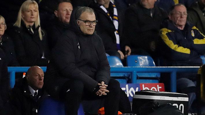El Leeds de Bielsa pierde el liderato de la Segunda División de Inglaterra al caer frente al Queens Park Rangers