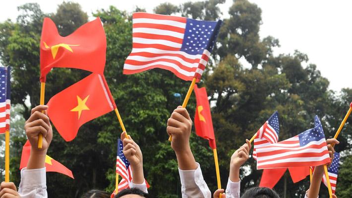 """Donald Trump: Pyonyang podría progresar como Vietnam """"si se desnucleariza"""""""