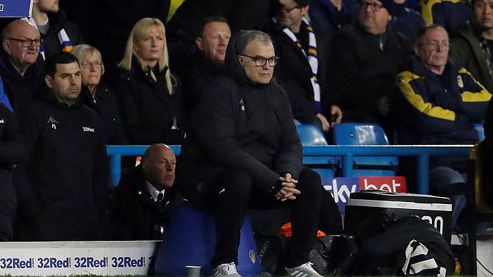 La conmovedora imagen de Marcelo Bielsa que está dando la vuelta al mundo tras la derrota del Leeds