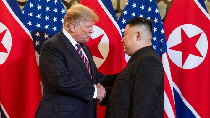 Comienza en Vietnam la segunda cumbre entre Donald Trump y Kim Jong-un