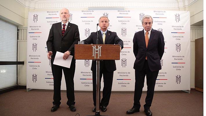 Hacienda inyecta US$400 millones a Codelco y completa capitalización de US$1.000 millones