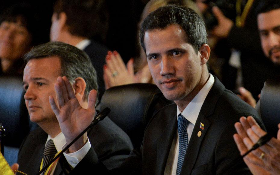 Guaidó se reunirá con Bolsonaro este jueves en Brasil en medio de la crisis de Venezuela