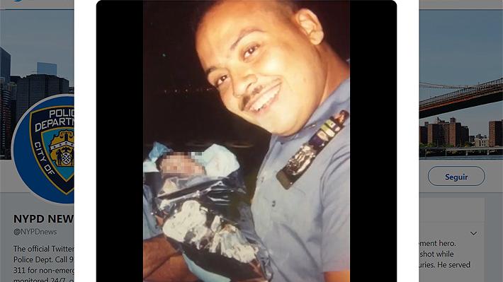 """Policía estadounidense busca a la niña a quien ayudó a nacer hace 25 años: """"Siempre ha estado en mi mente"""""""