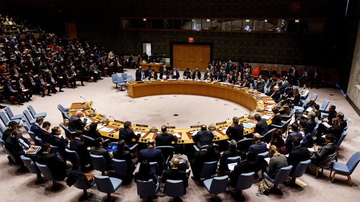 Consejo de Seguridad de la ONU votará resoluciones rivales de Estados Unidos y Rusia sobre Venezuela