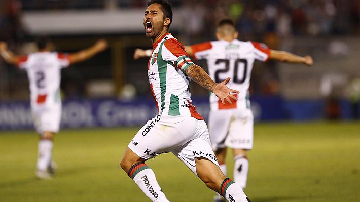 Palestino se hace grande, gana y se mete en la fase de grupos de la Copa Libertadores