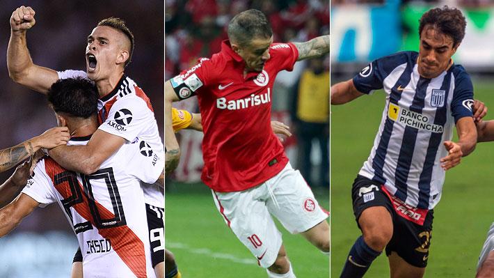 Con el campeón vigente incluido: El duro grupo que tendrá que enfrentar Palestino en la Copa Libertadores
