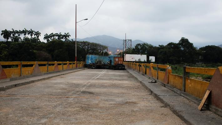 Venezuela: Ministros de Maduro y gobernador brasileño analizan reabrir frontera