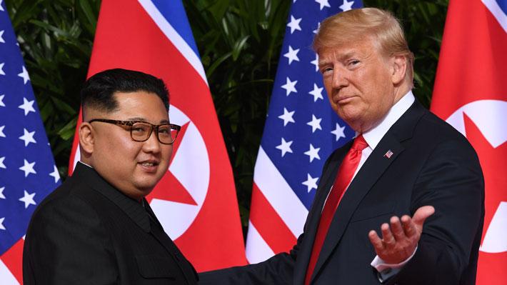 """Cumbre en Vietnam entre Donald Trump y Kim Jong-un finaliza sin lograr """"ningún acuerdo"""""""