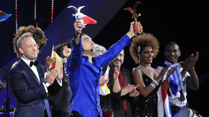 """""""Que se mejore"""" y """"quedo atento a tus comentarios"""": Las frases que marcaron la rutina de Jorge Alís en el Festival de Viña"""