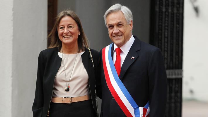 "Presidente Piñera lamenta muerte de ex ministra Benítez: ""Gran mujer. Desarrolló sus talentos en plenitud"""