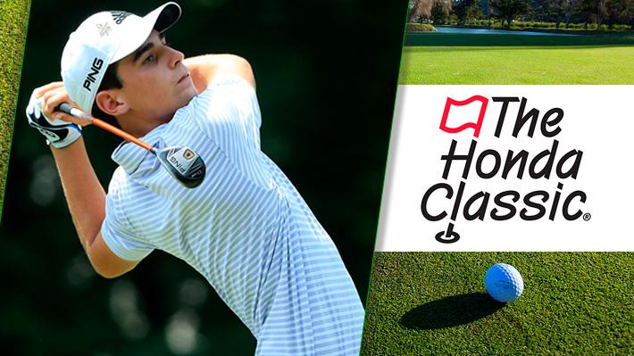 Revise cómo fue la primera jornada de Joaquín Niemann en el Honda Classic del PGA Tour