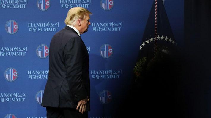 """Audiencia de Cohen y viaje a Vietnam: La """"terrible"""" coincidencia que complicó a Trump y su cumbre con Kim"""