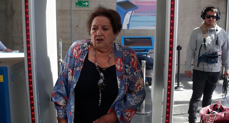 Alcaldesa Barriga y María Luisa Cordero no llegan a acuerdo por caso de calumnias e injurias y tribunal programa juicio