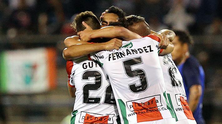 La millonaria cifra que ganó Palestino por avanzar a la fase de grupos de la Copa Libertadores