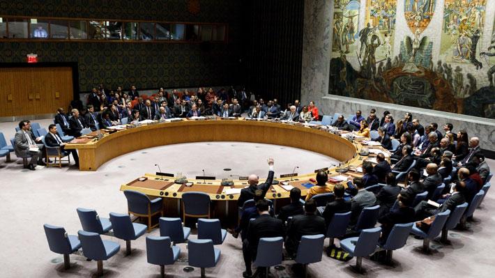 Rusia y China vetan en la ONU iniciativa de EE.UU. para celebrar nuevas elecciones en Venezuela