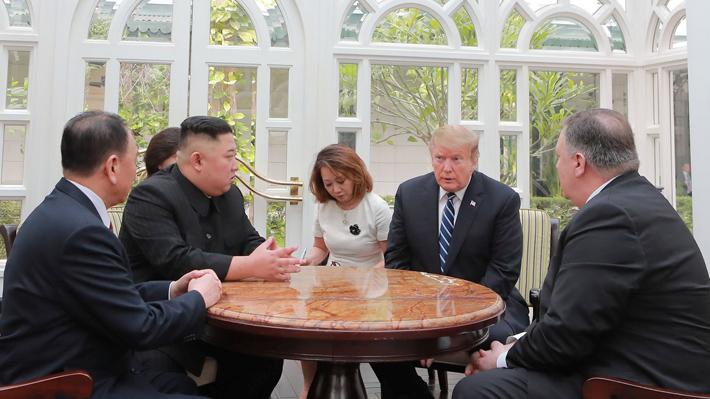 """Corea del Norte asegura que continuará """"conversaciones productivas""""  con Trump sobre un acuerdo nuclear"""