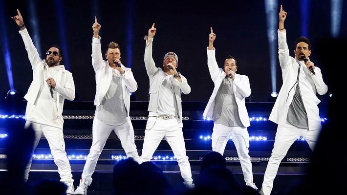 ¿Playback u otra técnica de apoyo? Las dudas que despiertan los primeros minutos de show de Backstreet Boys