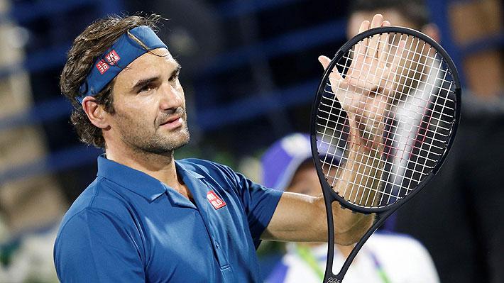 """Federer califica de """"buena táctica"""" polémica y criticada acción con la que Kyrgios """"sacó de quicio"""" a Nadal"""