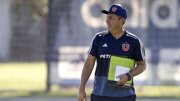 La U se llena de lesionados y Kudelka presentaría inédito 11 en duelo que podría ser decisivo para su continuidad en el club