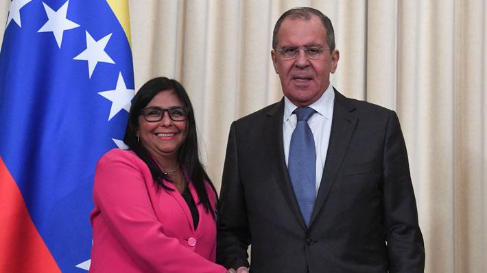 """Gobierno ruso se compromete a continuar """"ayudando a las autoridades de Venezuela"""" para solventar la crisis"""