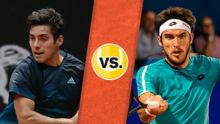 Repase la gran victoria de Garin con la que avanzó a las semifinales del ATP de Sao Paulo