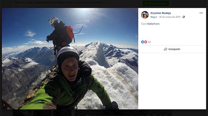 Escalador polaco murió en la cima de la montaña más alta de la UE: cayó poco después de transmitir en vivo su hazaña