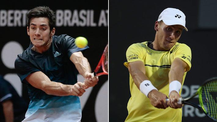 Eliminó al máximo favorito y no ha perdido ningún set en el torneo: El rival que tendrá Garin en su primera semifinal ATP