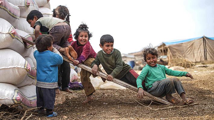 """El drama de los """"niños del califato"""", los menores del EI de los que nadie quiere hacerse cargo"""