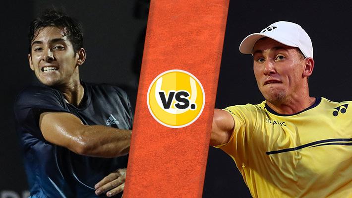 Así se forjó la gran victoria de Garin sobre Ruud para instalarse en la final del ATP 250 de Sao Paulo