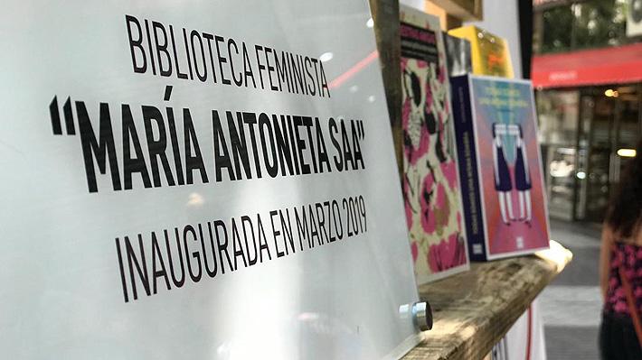 """PPD lanza biblioteca feminista: Heraldo Muñoz señala que hay que """"romper estereotipos y desigualdades"""""""