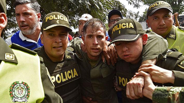 """Oficialismo venezolano denuncia que militares que desertaron planean """"incursiones violentas"""" en el país"""