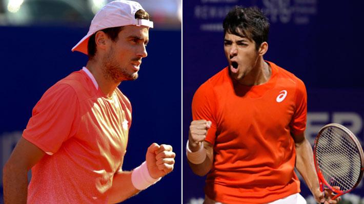 Ha perdido todas sus finales ATP: Quién es el rival argentino contra el que Garin buscará su primer título en el circuito