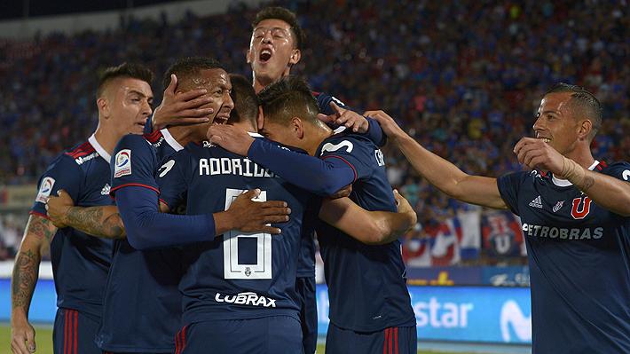 Respira Kudelka: La U golea a Huachipato y logra su primera victoria oficial del 2019
