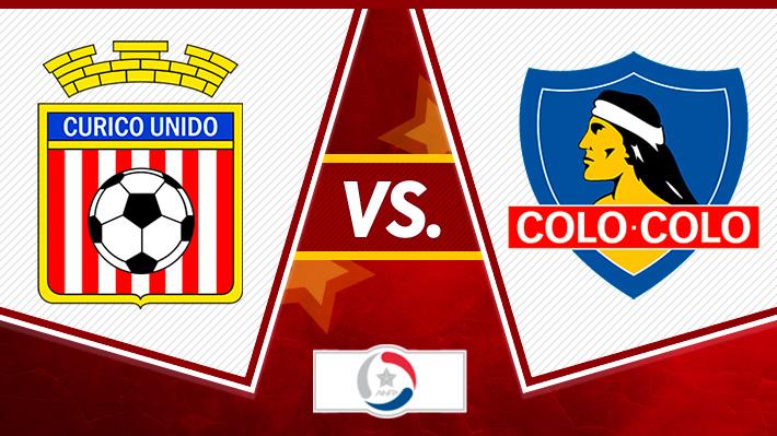 Mira cómo fue la victoria de Colo Colo sobre Curicó por el Campeonato Nacional