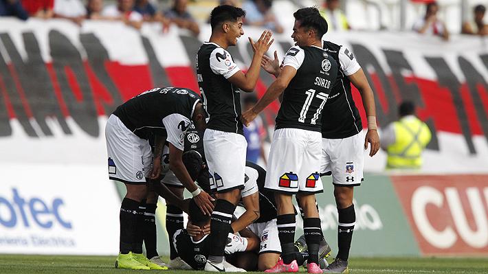 Colo Colo terminó sufriendo, pero venció a Curicó y se mantiene como líder del Torneo Nacional