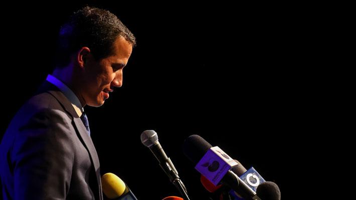 """Balance de Guaidó: Agradeció a los """"países hermanos"""" y entregó los puntos a seguir para lograr la transición en Venezuela"""