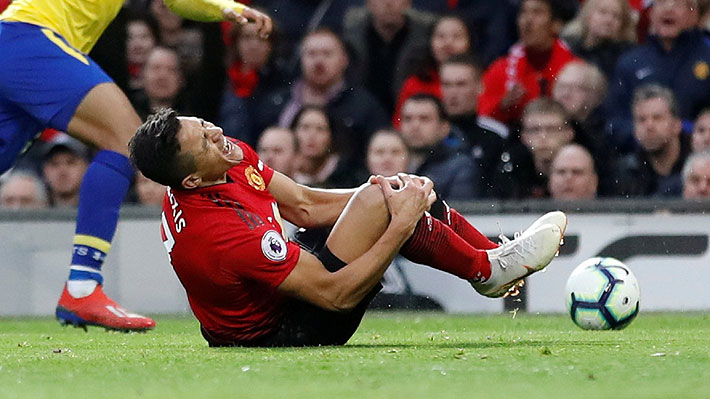 """Alexis estaría """"entre seis y ocho semanas sin jugar"""" por lesión, pero no se perdería la Copa América"""