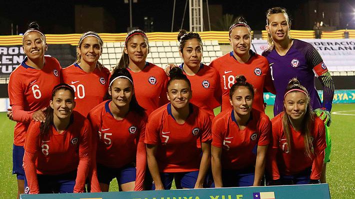 """Uno fue un golazo desde fuera del área: Revisa los dos tantos de la """"Roja"""" femenina en su nueva caída ante Jamaica"""
