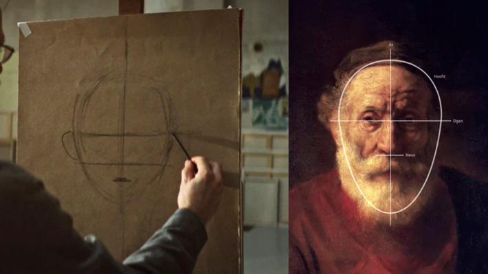 """Video: Expertos holandeses """"reconstruyen"""" la voz de Rembrandt a partir de sus autorretratos y escritos"""
