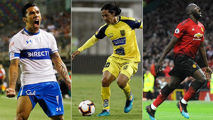 Del debut de los chilenos en la Libertadores a la Champions: La imperdible agenda de partidos de esta semana