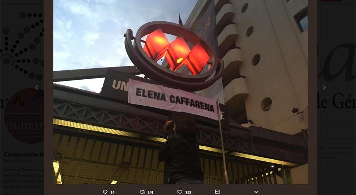Elena Caffarena, Violeta Parra y Gabriela Mistral: Estaciones del Metro son bautizadas con nombres de mujeres