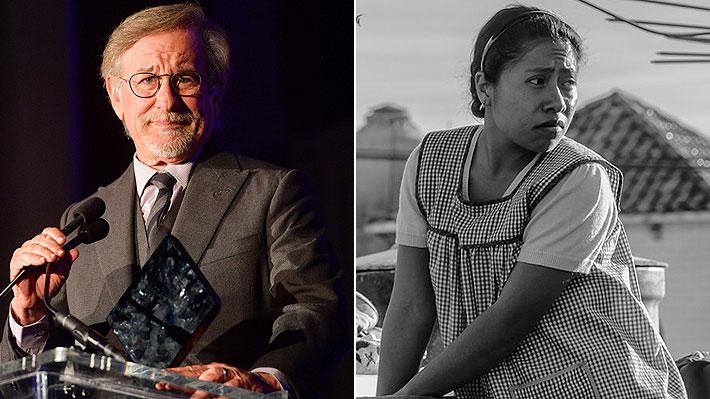 Steven Spielberg vs. Netflix: Director propone vetar las producciones de servicios de streaming de los Oscar