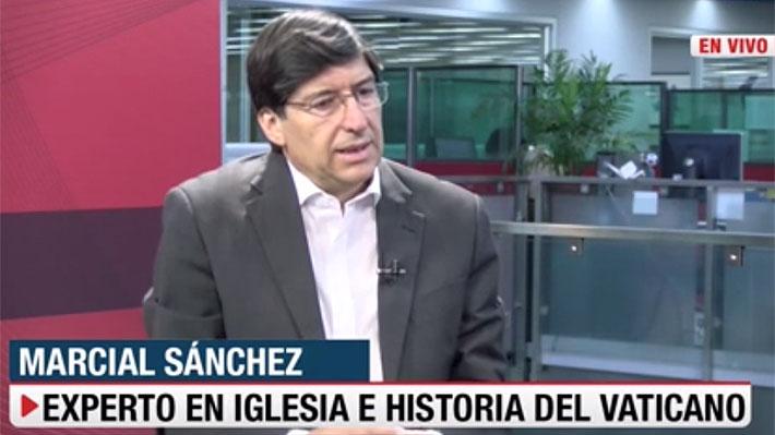 """Experto y nuevo caso de abuso: """"Es tiempo de que algunos se alejen de la Iglesia Católica chilena y Ezzati es uno"""""""
